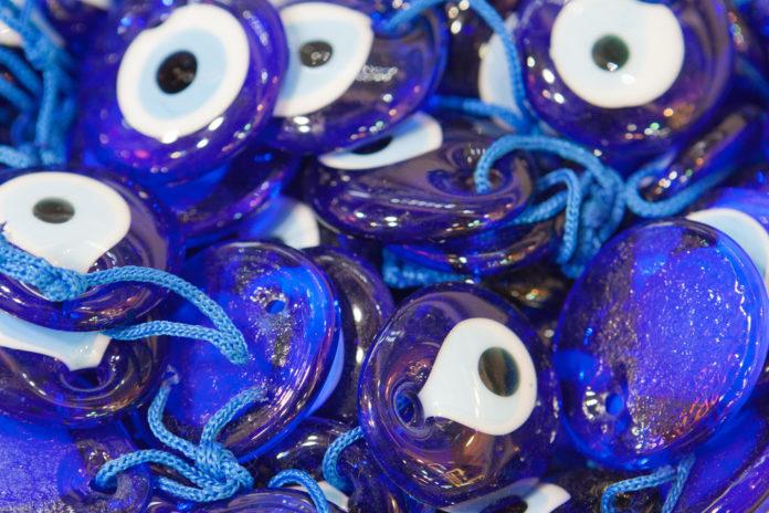 Armenian evil eye