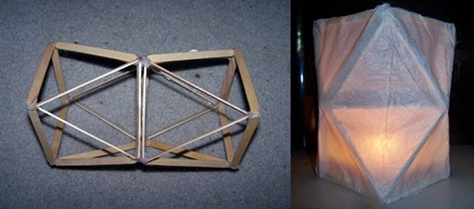 Vesak Craft: Make a Paper Lantern
