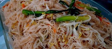 Vesak Recipe: Fried Meehoon
