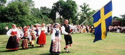 Scandinavian Midsummer Festival: June 21