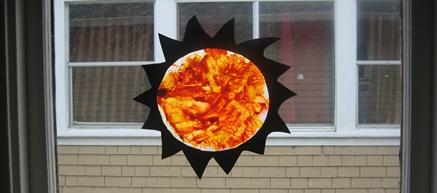 Midsummer Craft: Sun Catchers