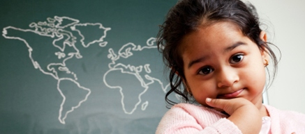 Defining a Child's World through Language