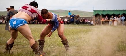 Mongolia's Naadam Festival: July 11-13