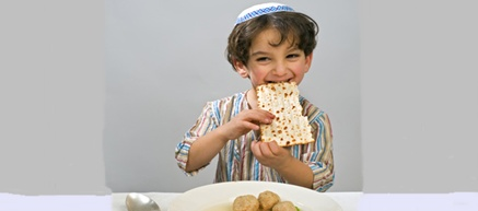 Making Passover Creative for Kids