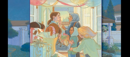 Children's Book Review: A Party in Ramadan