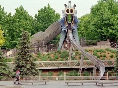 Incultureparent top 10 most imaginative playgrounds for Le jardin de la france