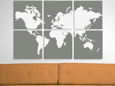 InCultureParent Best World Maps For Your Childrens Room - Wall map children's room