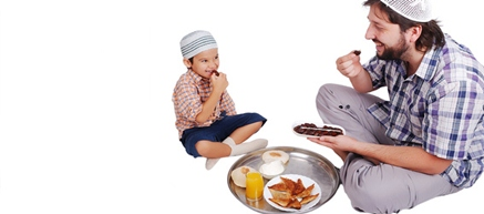 Children's Experience of Ramadan