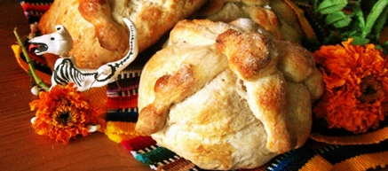 Day of the Dead Recipe: Pan de Muerto
