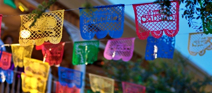 Day of the Dead Craft: Papel Picado