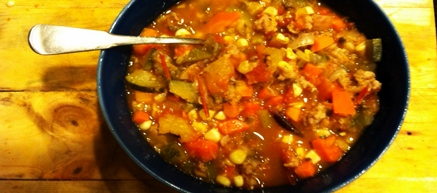 Hopi Corn Stew Recipe