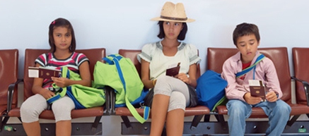 Traveling with Kids Doesn't Have to be a Burden