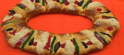 Three Kings Day Recipe: Rosca de Reyes