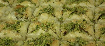 What do Baklava and Doro Wat Have in Common?