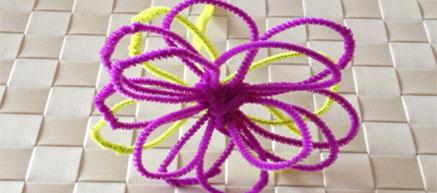 Nirvana Day Craft: Lotus Flower