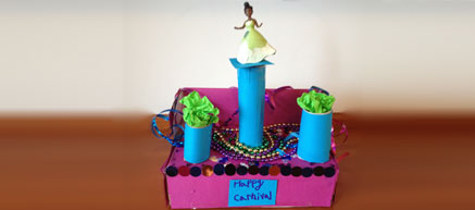Carnival Craft: Make a Float