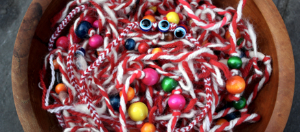 Baba Marta Day Craft: Martenitsa and More