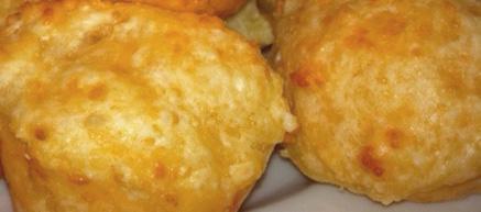 Carnival Recipe: Pao de Queijo (Brazilian Cheese Bread)