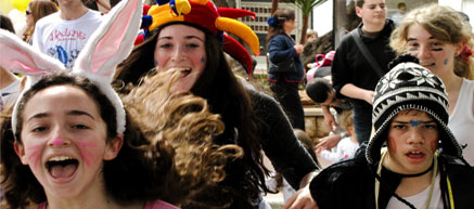 Why I Won't (Yet) Deconstruct Purim for my Kids