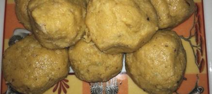 Holi Recipe: Besan Ladoo