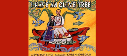 Multicultural Book Review: I Have an Olive Tree