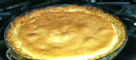Sugar Pie Recipe for Beltane