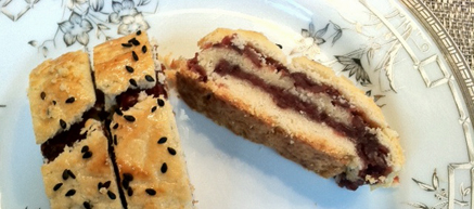 Dragon Boat Festival Recipe: Red Bean Pastry