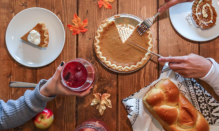 Celebrating Thanksgiving as Jewish-Americans
