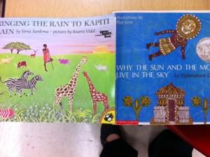 multicultural books- jas class