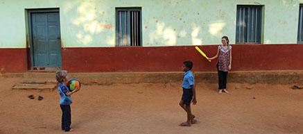 Adventures in Homeschooling in India