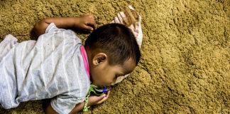 how orphans sleep