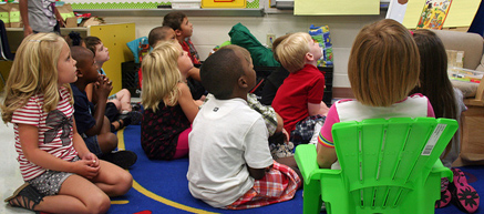 How I Talk to My Kindergarten Classroom About Race