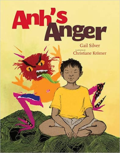 A Multicultural Children's Book about Anger