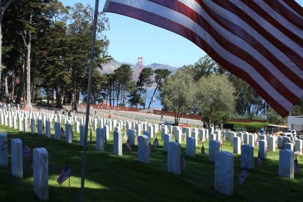 memorial day-presidio