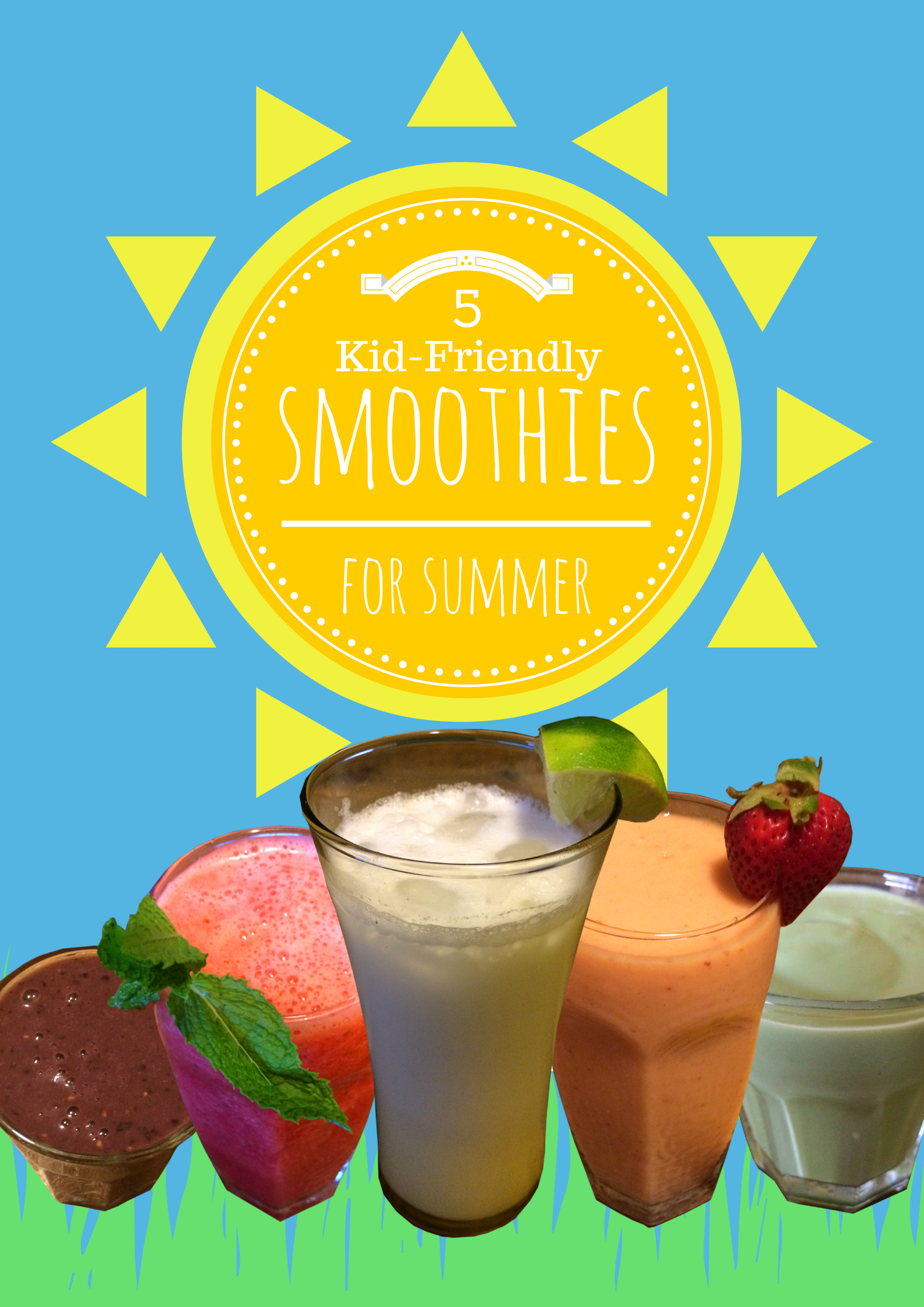 Incultureparent 5 Smoothies Your Kids Will Love