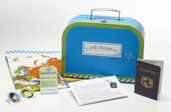 Little Passports- World Explorer Kit