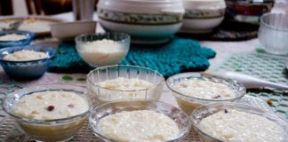 Indian kheer recipe for Diwali