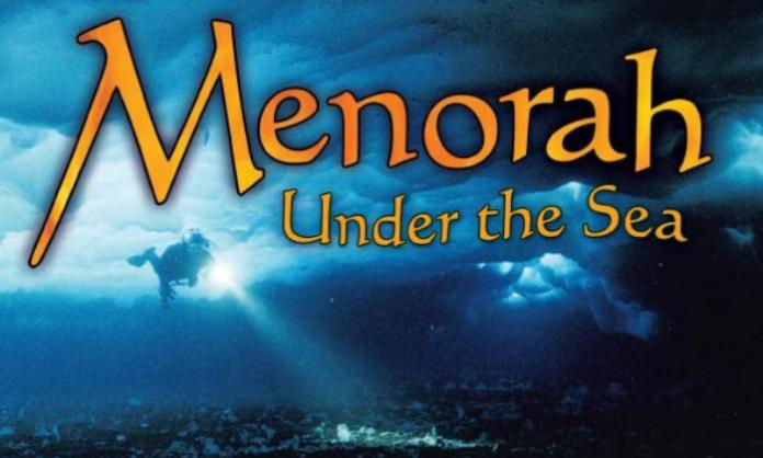 Science Meets Religion in Menorah Under the Sea