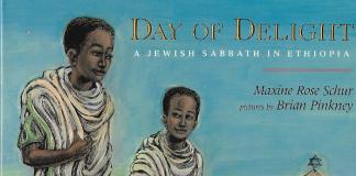 Celebrating the Jewish Sabbath in Ethiopia