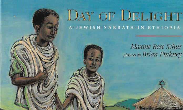 Celebrating the Jewish Sabbath in Ethiopia