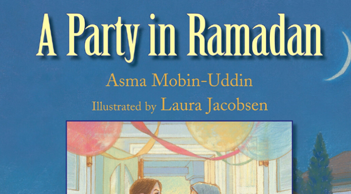 Children's Book Review_ A Party in Ramadan