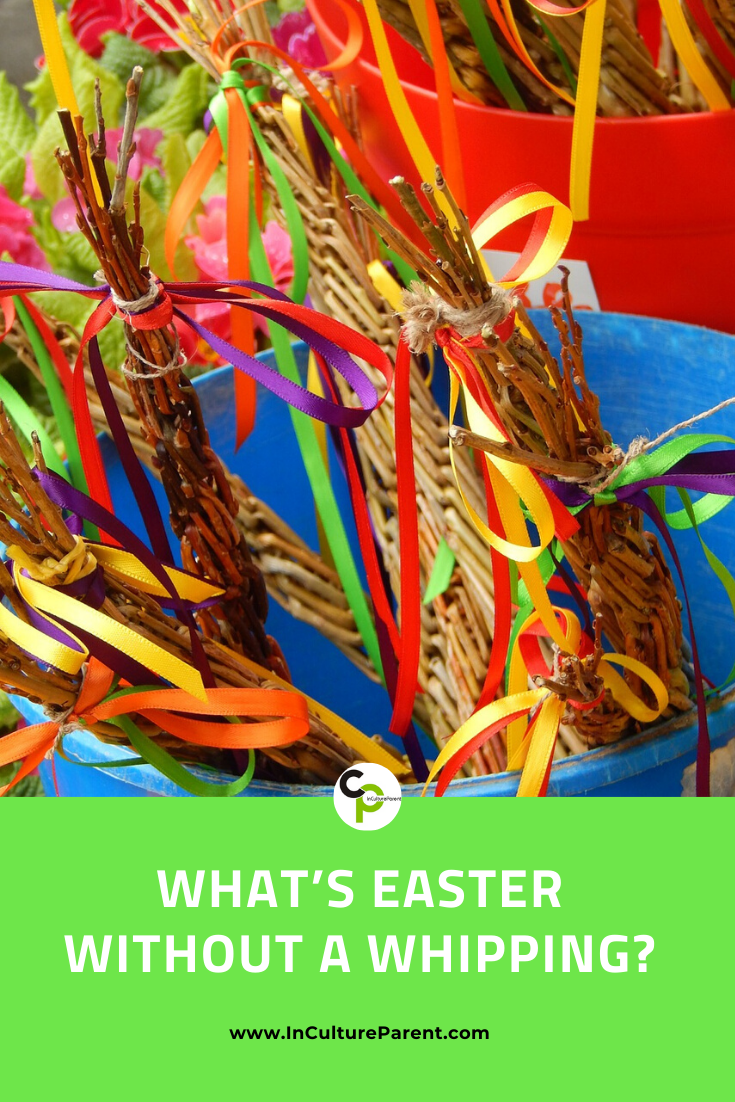 What's Easter without a Whipping_ Pin