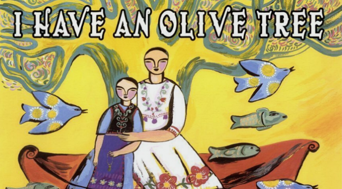 Multicultural Book Review I Have an Olive Tree