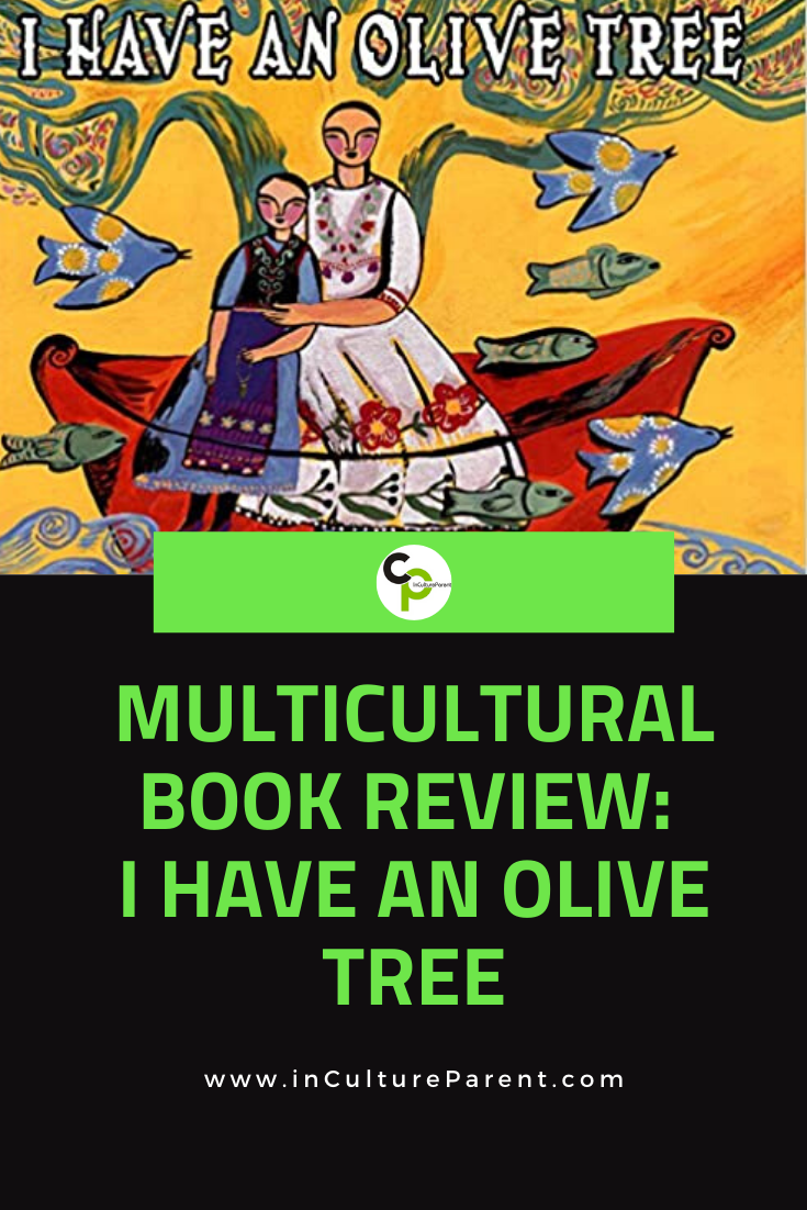Multicultural Book Review_ I Have an Olive Tree Pin