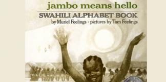 A Swahili Alphabet Book