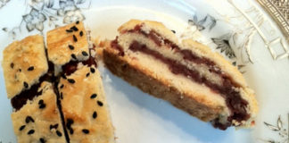 red bean pastry recipe