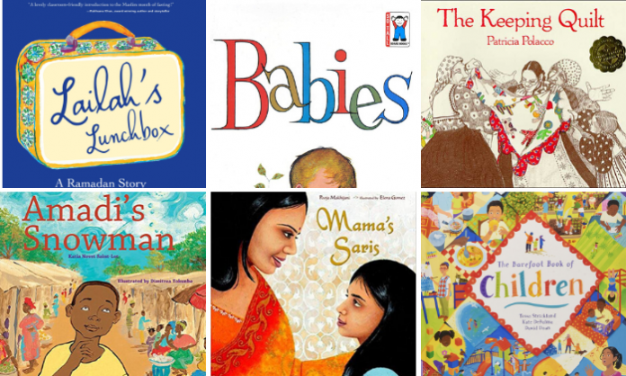 10 Reasons Parents Should Read Diverse Books Kids