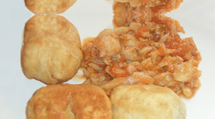 Jamaican Saltfish and Dumpling Recipe