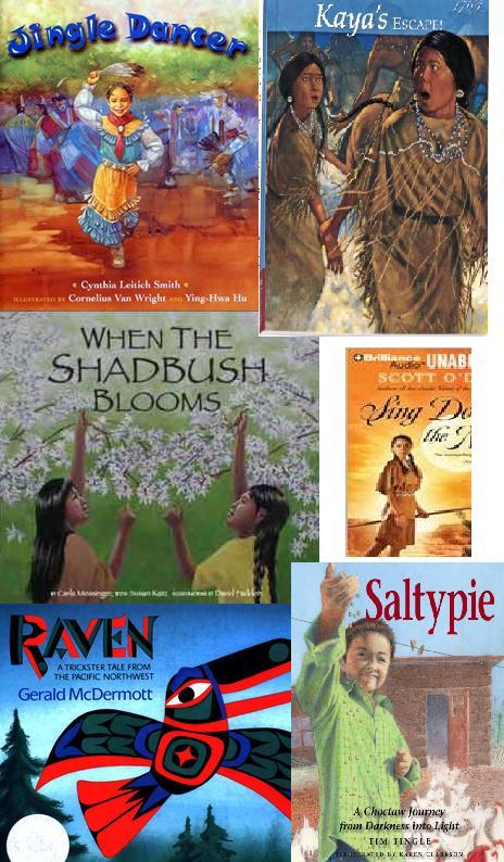incultureparent 7 children s books for native american heritage month
