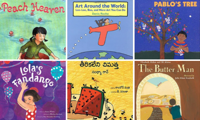 Favorite Multicultural Children's Books of 2012 – Old and New